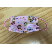Printed Cloth Protective Odorless Disposable Children Mask Manufactures