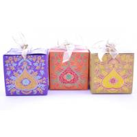 China Gift Box with Ribbon Party Favor Gift box on sale