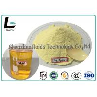 Tren A Bulking Cycle Tren Anabolic Steroid Trenbolone AcetateYellow Powder Revalor-H Manufactures