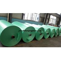 China HDPE jumbo pe tarpaulin roll with any color and size available on sale
