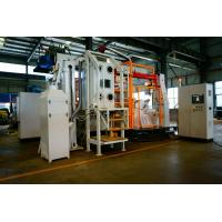 Metal Alloy Casting Low Pressure Gravity Die Casting Machine For Brass Alloy Parts Manufactures