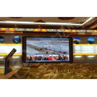 China Waterproof RGB P4 Indoor Full Color LED Display Screen For Mobile Media / Events on sale