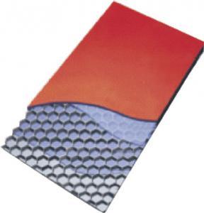 China decorative aluminum honeycomb sandwich panel For metal walls , 1250mm 1500mm width on sale