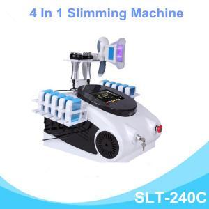 China Portable Cryolipolysis Body Slimming Machine With Lipo Laser / Cavitation / RF on sale
