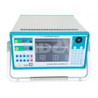 ZX-802 Microcomputer Three phase industrial control type Relay Protection Tester Manufactures