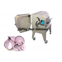 500-800KG/H Capacity Vegetable Processing Equipment / Lettuce Chili Celery Cutting Machine Manufactures
