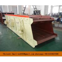Buy cheap Vibrating Screen Ore Processing Equipment / Aggregate Screening Equipment from wholesalers