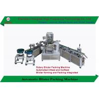 New Condition Automatic Blister Packing Machine 15KW 0.6MPA 12 Months Warranty for sale