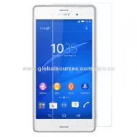 HD Tempered Glass Screen Protectors for Sony Xperia Z3 Manufactures