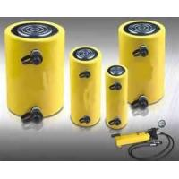 China Double Acting Hydraulic Cylinder Jack in the range of 0.2-1.0Mpa on sale