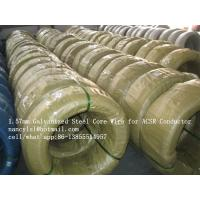 Buy cheap Galvanized Steel Core Wire for ACSR Conductor from wholesalers