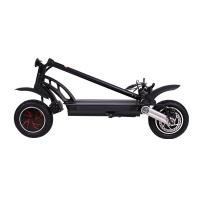 Dual Motor Folding Electric Scooter 2000W For Off Road Use , Long Life Manufactures