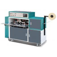 Automatic Handle Carrier Bag Sealing Machine One Layer MJWM600-800B 10-15 Pcs/Min Manufactures