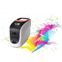 High Precision Hunter Lab Spectrophotometer , Colour Measurement Device Large Data Storage Space Manufactures