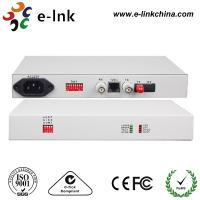 20km Optical Fiber Ethernet Media Converter Modem Protocol E1 Interface Manufactures