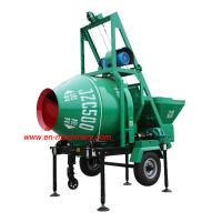 China Hydraulic Concrete Mixer Concrete Mixing Machine Cement Mixing Equipment on sale