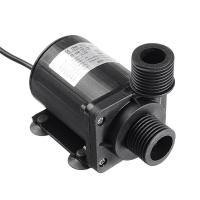 China Max 1000 MA 12V DC Water Pump Submersible 5.5 M 1000 L/H Brushless Motor on sale