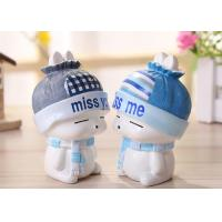 Cute Non Toxic Resin Decoration Crafts Custom Logo / Texts Accepted Manufactures