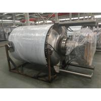 China Stainless Steel Food Sterilization Equipment PLC Control Low Noise 380V on sale