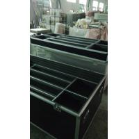 12 MM Black 3 Layers Flight Case For Bollards 530 x 680 x 830 Manufactures
