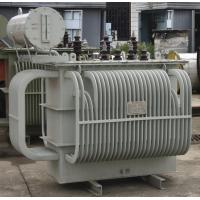 35kV Oil Immersed Power Transformer , 6300kva Electrical Power Transformer Manufactures