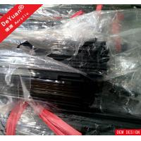Square Plastic Rod Flexible Acrylic Rods And Tubes Clear Black Color 2m Lenght Manufactures