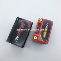 China SUN EASE Good quality Factory 12v 3ah China customization Motorcycle Spare Parts OEM Battery on sale