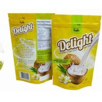 Fresh Keeping Frozen Food Packaging Bag , Food Grade Resealable Bags Manufactures