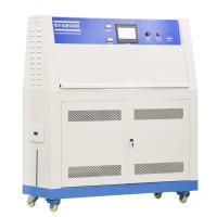 China Laboratory Fabric Plastic Textile Paints UV Aging Test Equipment 290 - 400nm on sale
