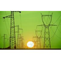 4 Leg Transmission Lines Towers , Electric Transmission Towers 60 M Manufactures