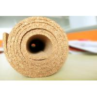China Top Rated cork roll  for floor/message board, customized size on sale