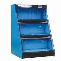 Buy cheap Seafood Display Rack, Measures 891 x 1059 x 1626mm from wholesalers