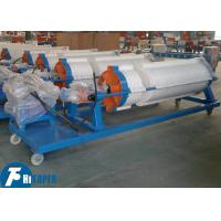 Enzymes Industry Filter Press Machine , Plate And Frame Type Filter Press Unit Manufactures
