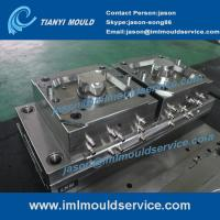 thin wall plastic container mould, thinwall PP box moulds, IML mould service in china Manufactures