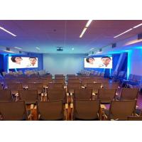 China P3.9 Die Casting Aluminum Led Video Wall Rental For Meeting Room Conference on sale