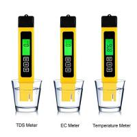 CE Pocket Digital TDS Meter Tester Temp PPM For Drinking Water Industry Manufactures