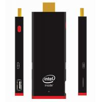 Intel Smart TV Dongle Wifi P2 Mini PC  Windows 8.1 Stick Support MP3 / AAC Manufactures
