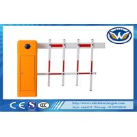Buy cheap Heavy Duty Automatic Barrier Gate For Automatic Car Parking System from wholesalers