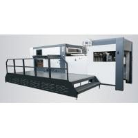 WM-920 Automatic Die-Cutting and Creasing Machine for Paper and Paperboard Manufactures