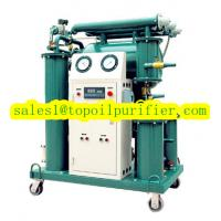 Buy cheap single-stage Insulation Oil Treatment Plant from wholesalers