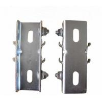 Bracket Hardware Sheet Metal Machining Polished Surface Lightweight Small Size Manufactures