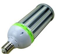 E40 Base Led Corn Bulb 120W 6000K 2835 SMD Epistar Chip 360 Degree Beam Angle Double Fans Manufactures