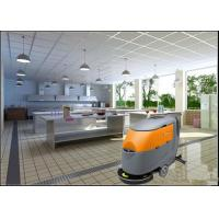 Customization Commercial Floor Cleaning Machines , Electrical Wire Floor Cleaning Equipment Manufactures