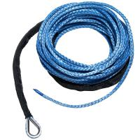 Nylon Synthetic Winch Rope AISI Standard For SUV ATV UTV Winches Truck Boat Manufactures