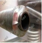 """""""G"""" Finned Tubes,Finned Heat Exchanger Tubes ,G-finned Tube, Copper Nickel Fin"""