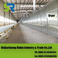 Construction material gypsum plaster board production line Manufactures