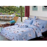 China Children Bedding Sets Reactive Printed / Christmas Gift , Cute Dog Design on sale
