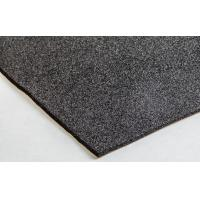 Black Sound Absorption Foam Sound Thermal Insulation Material 5MM Thickness Manufactures