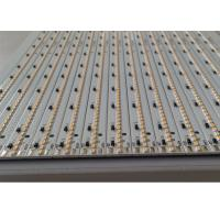 China Aluminium SMD LED PCB Board Assembly 1.5mm Thick 1 Layer OSP 70um Copper on sale