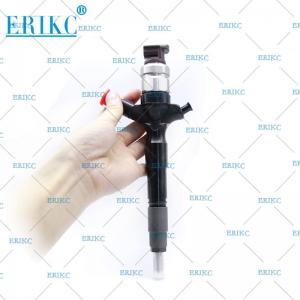 China ERIKC 23670 30110 23670 0L020 diesel fuel injectors 095000 5290 23670 30280 injection pump 23670 39316 23670 39185 on sale